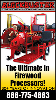 BlockBuster Firewood Processing Equipment