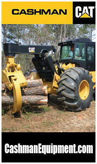 Cashman Equipment - Forestry Equipment