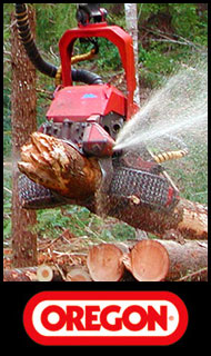 OREGON Forestry Equipment