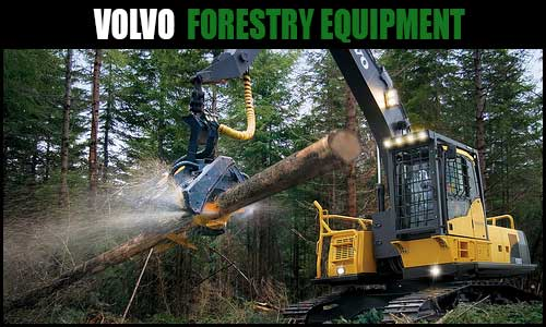 VOLVO Forestry Equipment