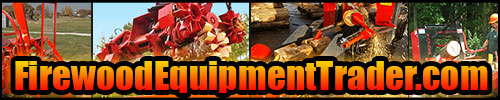 FirewoodEquipmentTrader.com - New and Used Firewood Processing Equipment