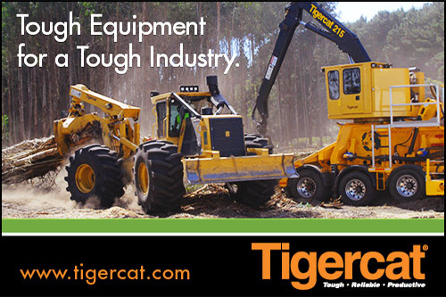 Tigercat Forestry Equipment