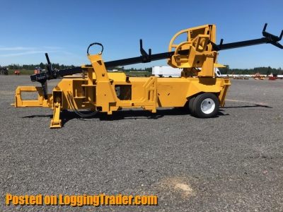 Log Processor for sale, Forestry Equipment, Delimber