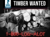 Washington LOGGING SERVICES TIMBER HARVESTING LOG BUYER 1-800-LOG-ALOT Tree Clearing NW