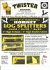 Hornet Log Splitters