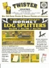 20 Ton 3 Point Log Splitters