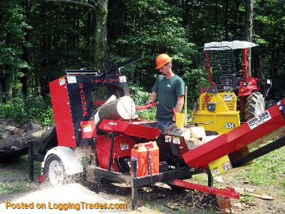 used firewood processors  3